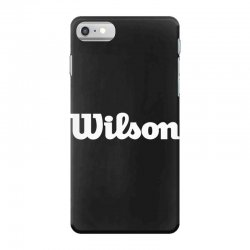 wilson white logo iPhone 7 Case | Artistshot
