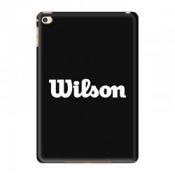 wilson white logo iPad Mini 4 Case | Artistshot