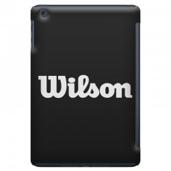 wilson white logo iPad Mini Case | Artistshot
