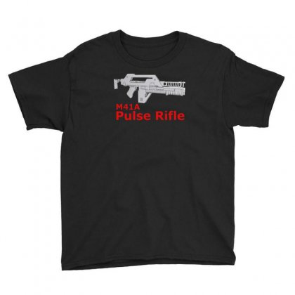 M41a Puse Rifle Youth Tee