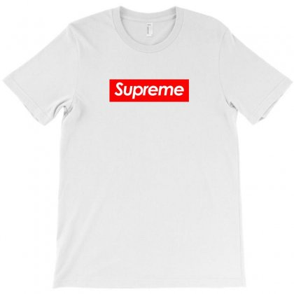Supreme Logo T-shirt Designed By Meza Design