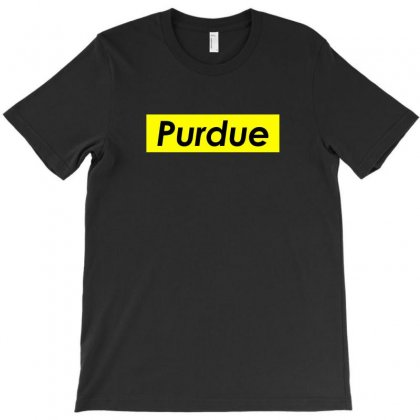 Purdue Supreme T-shirt Designed By Meza Design