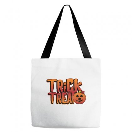Trick Or Treat Tote Bags Designed By Oz