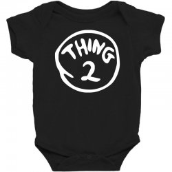 76be0e42 Custom Thing 1 And Thing 2 Red Dr Suess Cat In A Hat Fancy Fun Baby ...