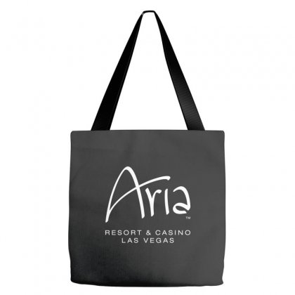Aria Resort And Casino Las Vegas Tote Bags Designed By Yellow Star