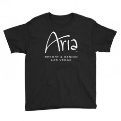 Aria resort and casino Las Vegas Youth Tee | Artistshot