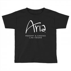 Aria resort and casino Las Vegas Toddler T-shirt | Artistshot