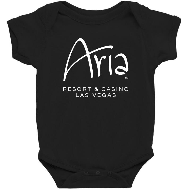 Aria Resort And Casino Las Vegas Baby Bodysuit | Artistshot