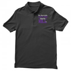 yes,they are fake. my real ones tried to kill me pancreatic cancer Polo Shirt | Artistshot