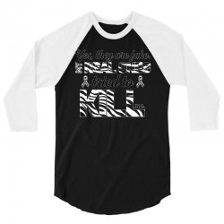 yes, they are fake. my real ones tried to kill me carcinoid cancer 3/4 Sleeve Shirt | Artistshot