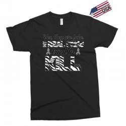 yes, they are fake. my real ones tried to kill me carcinoid cancer Exclusive T-shirt | Artistshot