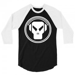 black long metalheadz 3/4 Sleeve Shirt | Artistshot