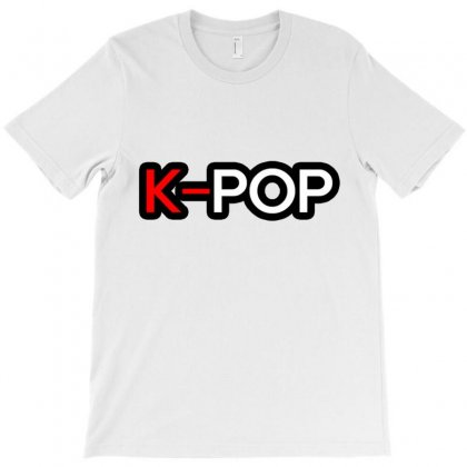 K-pop Lovers T-shirt Designed By All