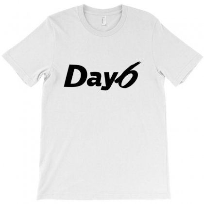 Day6 T-shirt Designed By All