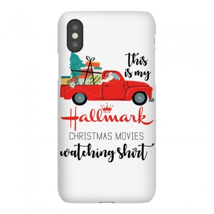 This Is My Hallmark Christmas Movies Watching Shirt Iphonex Case Designed By Zeynepu