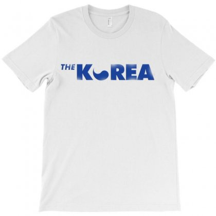 The Korea T-shirt Designed By All