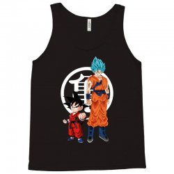 goku and super saiyan Tank Top | Artistshot