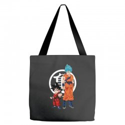 goku and super saiyan Tote Bags | Artistshot