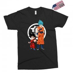 goku and super saiyan Exclusive T-shirt | Artistshot