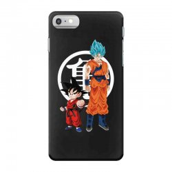 goku and super saiyan iPhone 7 Case | Artistshot