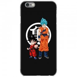 goku and super saiyan iPhone 6/6s Case | Artistshot