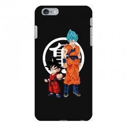 goku and super saiyan iPhone 6 Plus/6s Plus Case | Artistshot