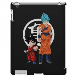 goku and super saiyan iPad 3 and 4 Case | Artistshot