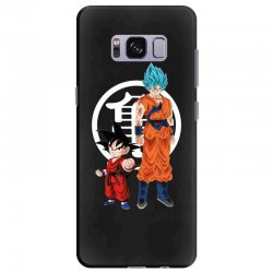 goku and super saiyan Samsung Galaxy S8 Plus Case | Artistshot