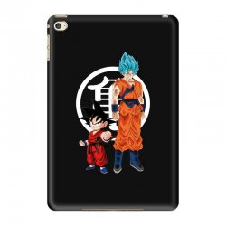goku and super saiyan iPad Mini 4 Case | Artistshot