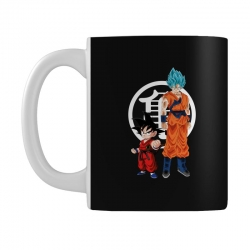 goku and super saiyan Mug | Artistshot