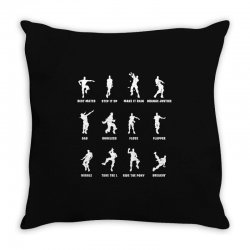 fortnite skins Throw Pillow | Artistshot