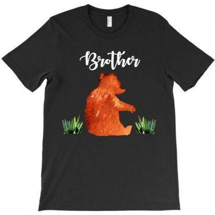 Brother Bear T-shirt Designed By Sengul