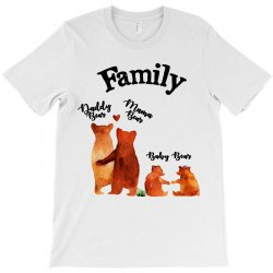 family bears T-Shirt | Artistshot