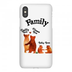family bears iPhoneX Case | Artistshot
