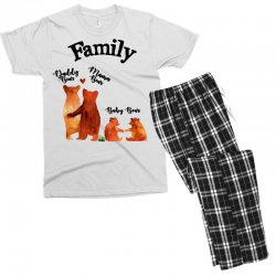 family bears Men's T-shirt Pajama Set | Artistshot