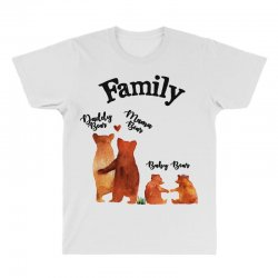 family bears All Over Men's T-shirt | Artistshot