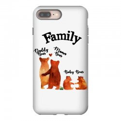 family bears iPhone 8 Plus Case | Artistshot