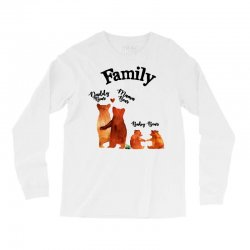 family bears Long Sleeve Shirts | Artistshot