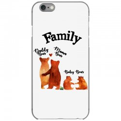 family bears iPhone 6/6s Case | Artistshot