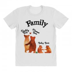 family bears All Over Women's T-shirt | Artistshot