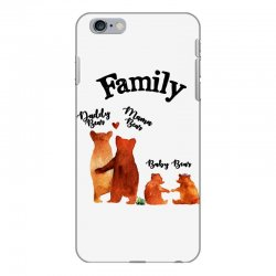 family bears iPhone 6 Plus/6s Plus Case | Artistshot