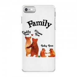 family bears iPhone 7 Case | Artistshot