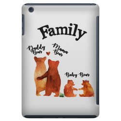 family bears iPad Mini Case | Artistshot