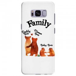 family bears Samsung Galaxy S8 Plus Case | Artistshot