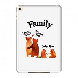 family bears iPad Mini 4 Case | Artistshot