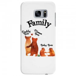 family bears Samsung Galaxy S7 Edge Case | Artistshot