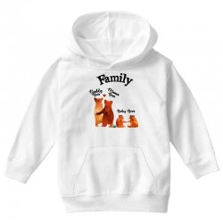 family bears Youth Hoodie | Artistshot