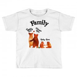 family bears Toddler T-shirt | Artistshot
