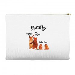 family bears Accessory Pouches | Artistshot