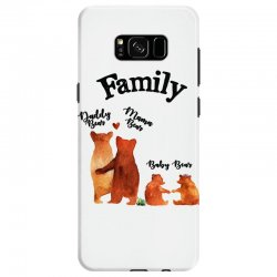 family bears Samsung Galaxy S8 Case | Artistshot